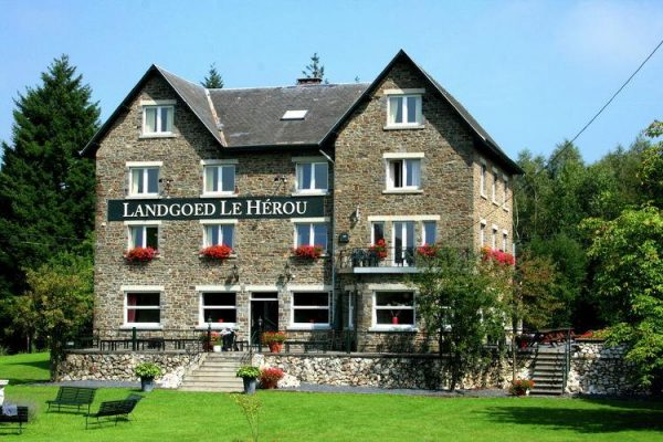 Ardennen Landgoed Le Herou afbeelding 2