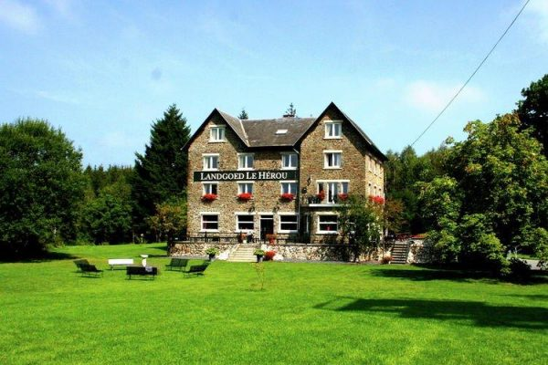 Ardennen Landgoed Le Herou afbeelding 1