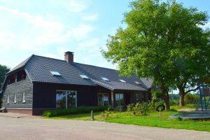 Lodge Slabroek Nederland vakantiehuis 20 personen