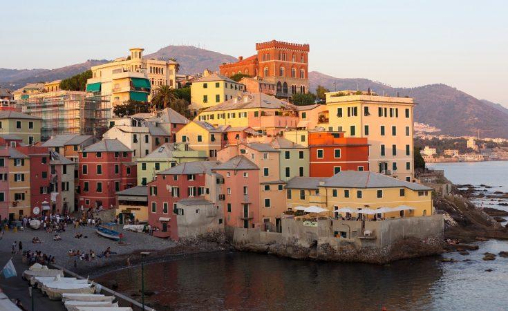 groot vakantiehuis in Italie
