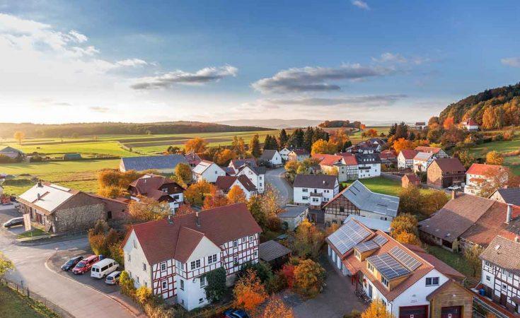 Groot vakantiehuis Duitsland
