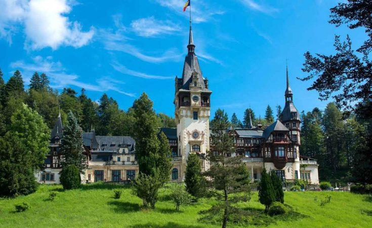 kasteel als vakantiehuis