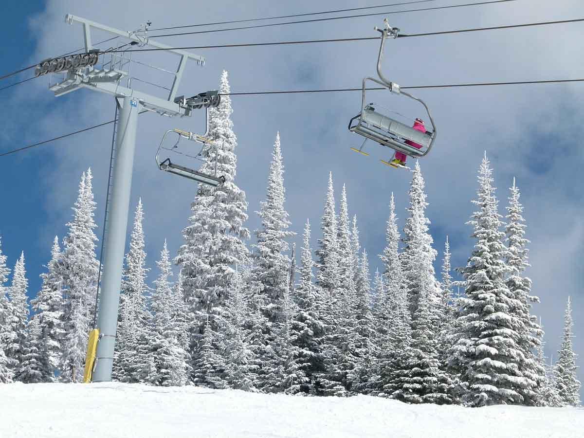 vakantiehuis nabij skilift