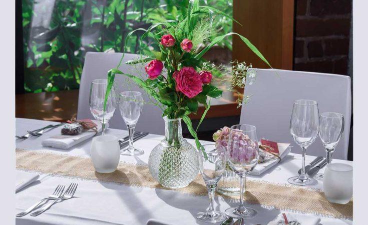 trouwfeest in vakantiehuis