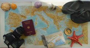 voorbereiding van je vakantie