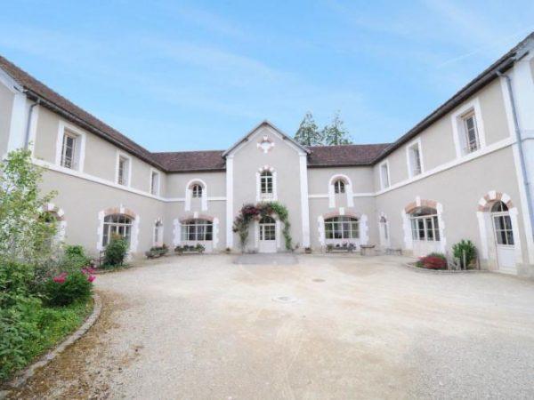 Château de Sermizelles afbeelding 1
