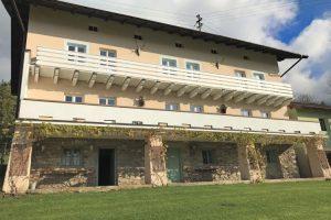 Uniek vakantiehuis in het Beierse Woud 20 personen