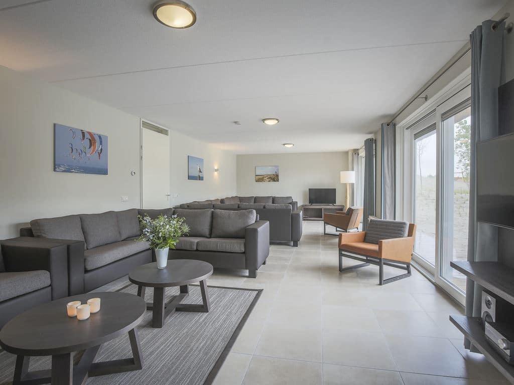 landal ouddorp duin 24c 24 personen ouddorp zuid holland woonkamer