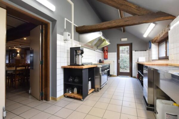 la blanche vignerie belgie ardennen 41 personen keuken
