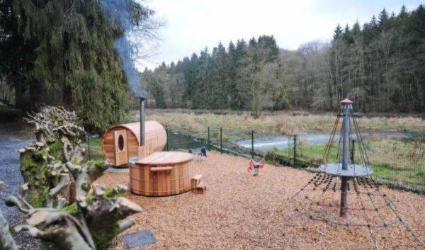 vakantiehuis ard1068 belgie belgisch luxemburg 24 personen sauna hottub