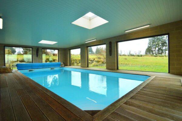 villa morfaz belgie ardennen 24 personen binnenzwembad