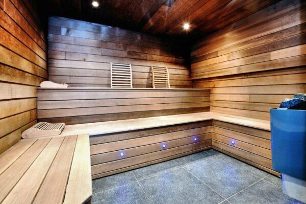 villa otium belgie ardennen 22 personen sauna