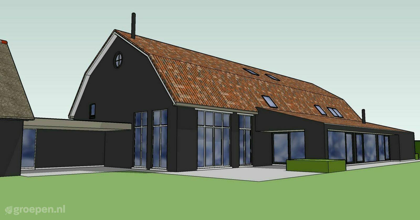 cover groepsaccommodatie Nederland Zuidzande ZZD 2066 02