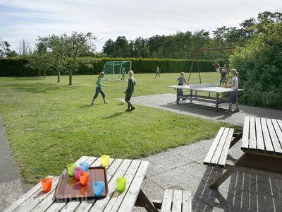 groepsaccommodatie haamstede 34 personen nederland zeeland haamstede speelveld