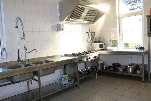 groepsaccommodatie ze076 nederland zeeland 25 personen keuken