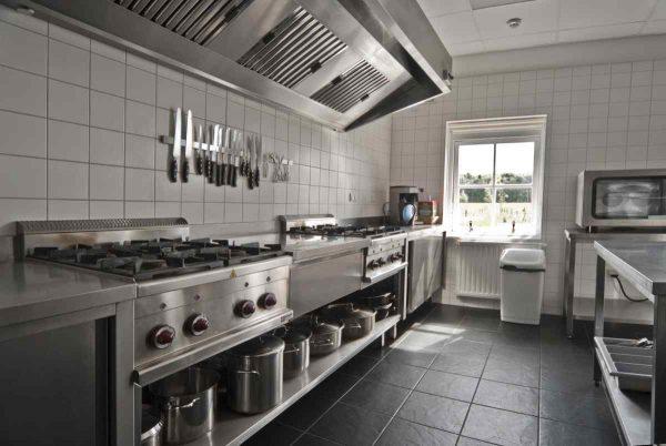groepsaccommodatie ze229 nederland zeeland 48 personen keuken