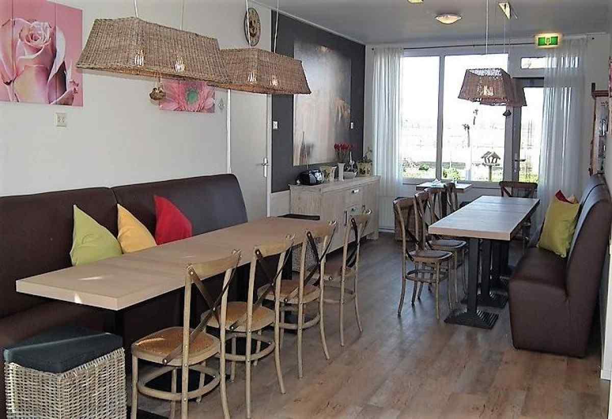 vakantiehuis dg109 nederland drenthe 18 personen keuken