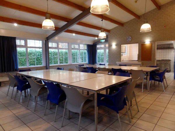 vakantiehuis ze270 nederland zeeland 34 personen eetzaal
