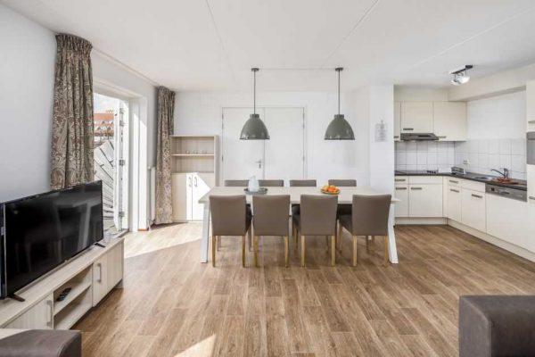 vakantiepark aquadelta hofstede comfort 20 nederland zeeland 20 personen keuken