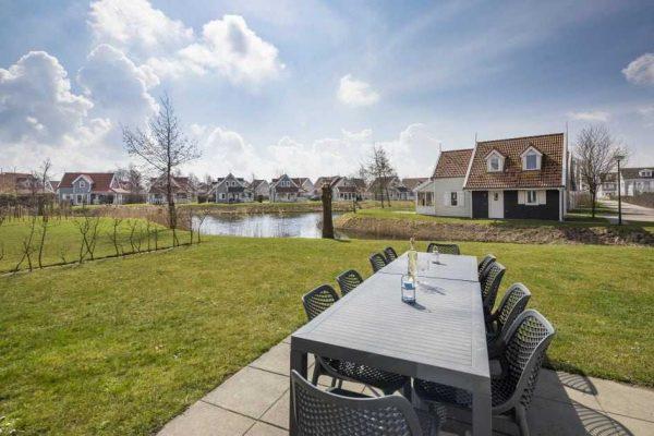 vakantiepark aquadelta hofstede comfort 20 nederland zeeland 20 personen terras