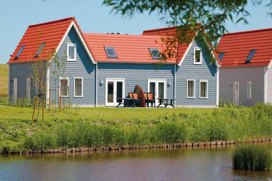 vakantiepark aquadelta hofstede comfort 20 nederland zeeland 20 personen villa
